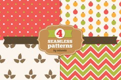 Christmas Seamless Patterns Product Image 1