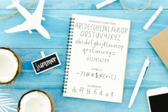 Tidal Wave - A Quirky Hand-Written Font Product Image 3