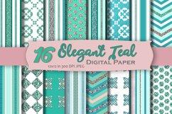 Bundle of Elegant Digital Paper Pack Product Image 4