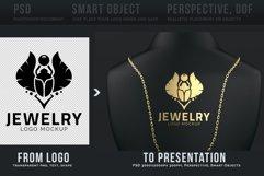 100 Logo Mockups Bundle Vol.4 Product Image 4