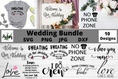 MEGA Wedding Bundle, Wedding svg Bundle, Bride svg bundle Product Image 4