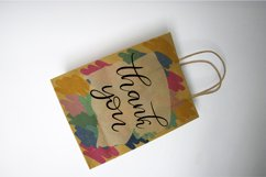Craft Paper Shopping Bag Mockups. 7 PSD files, smart objects Product Image 5