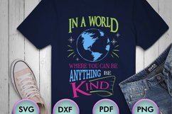In A World Where You Can Be..., SVG Design for Crafters Product Image 1