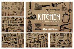 2200 Vintage Graphics Bundle Product Image 14