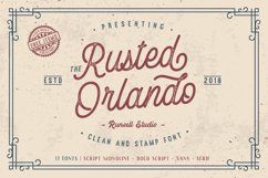 Rusted Orlando + Extras Product Image 1
