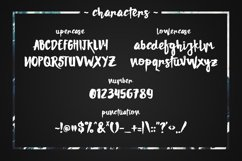 DAMNRIGHT Typeface Product Image 5