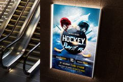 Hockey Flyer Product Image 3