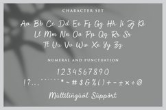 Cathlyne - A Casual Calligraphy font Product Image 4