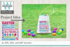 BUNDLED Easter Cutting Files KWDB020 Product Image 5