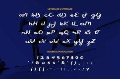 Handaru - Shallow Bold Script Product Image 2