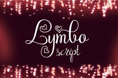 Lymbo Font Product Image 1