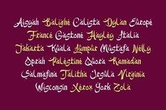 Kareem Mubarak Arabic Look Font Product Image 5