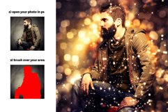 Bokeh Light Photoshop Action Product Image 4