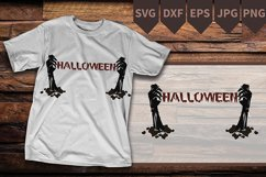 Skeleton SVG, halloween skeleton svg, halloween svg Product Image 1