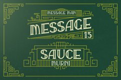 Bacalaos - Decorative Typeface Product Image 4
