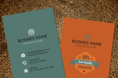 Coporate Business Card Product Image 1