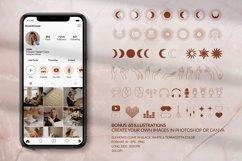 Boho ASMR Instagram Story Covers Product Image 6