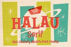 Halau Serif Product Image 1