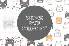 My Lovely Kitten - Cat Display Font Product Image 3