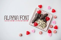 Alayna Valentines Love Font Product Image 1