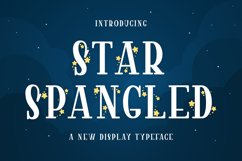 Star Spangled Product Image 1