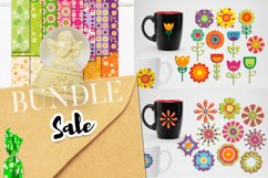Spring and Summer Illustrations Bundle - Huge Collection Product Image 3