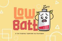 Low Batt Product Image 1