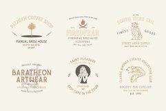 Giroud Vintage Font Family Bonus Logo Product Image 2