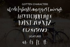 Glytten Typeface Product Image 4