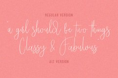 Kaydens Script Font Collection Product Image 4