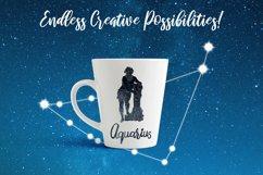 Aquarius Zodiac, Constellation, Horoscope Pack Product Image 3
