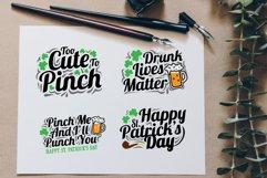 Saint Patrick's Day Quotes SVG Bundle Product Image 2