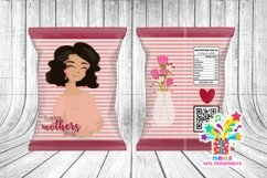 Mother's Day Chip Bag #25 happy mothers day chip bag Product Image 1
