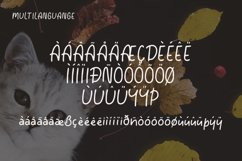 Tomcat - Cheerfull Day Font Product Image 6
