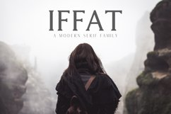 Iffat A Modern Serif Family Product Image 1