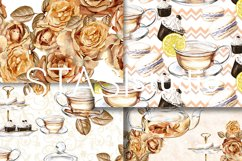 Tea Time Paper Pack Product Image 4