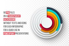 Creative infographics templates Product Image 2
