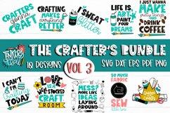 Crafters SVG Bundle Vol 3 / Craft svg / Makers SVG / SVG Product Image 1