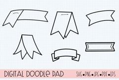 Procreate Stamp Brushes Journaling, Scrapbooking, Doodling Product Image 3