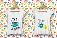 Cups and sweets funny emojis Product Image 2