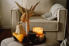 Still life details in home interior of living room Product Image 1