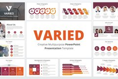Varied multipurpose PowerPoint Presentation Template Product Image 1