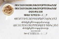 Web Font Soya Latte Font Duo Product Image 3