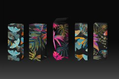 TROPICAL MOTHS patterns Product Image 2
