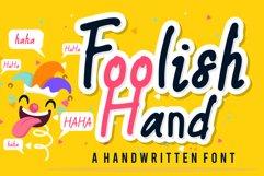 Foolish Hand Product Image 1