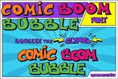 Comic Boom Bubble Product Image 1