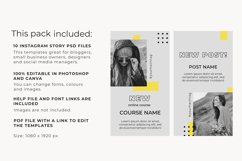 Coach Instagram Stories Template Canva and PSD Product Image 4