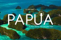 Papua Font Product Image 1