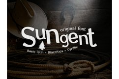 Sungent Product Image 1