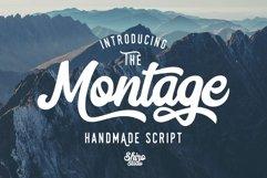 Web Font Montage Script Product Image 1